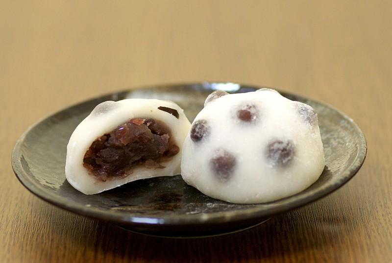 レシピ 豆 大福